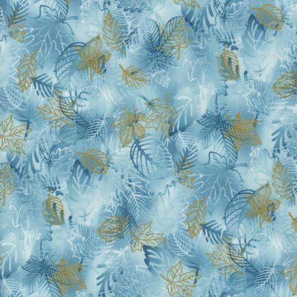 Robert Kaufman Fabrics: EYJM-6640-191 AUTUMN from Nature's Brilliance 4