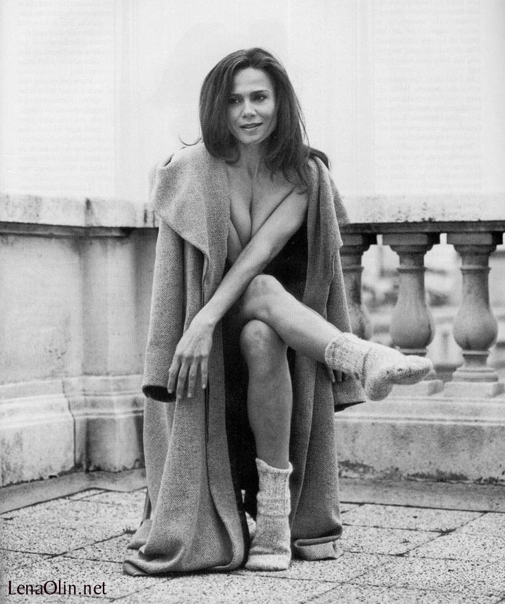Lena Olin, timeless sensual beauty                                                                                                                                                                                 Plus