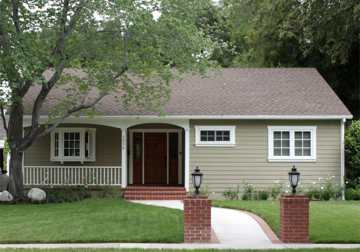 74 best ranch homes images on pinterest home ideas for Ranch style home additions