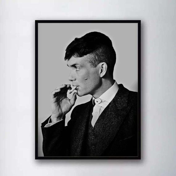 peaky blinders poster thomas shelby