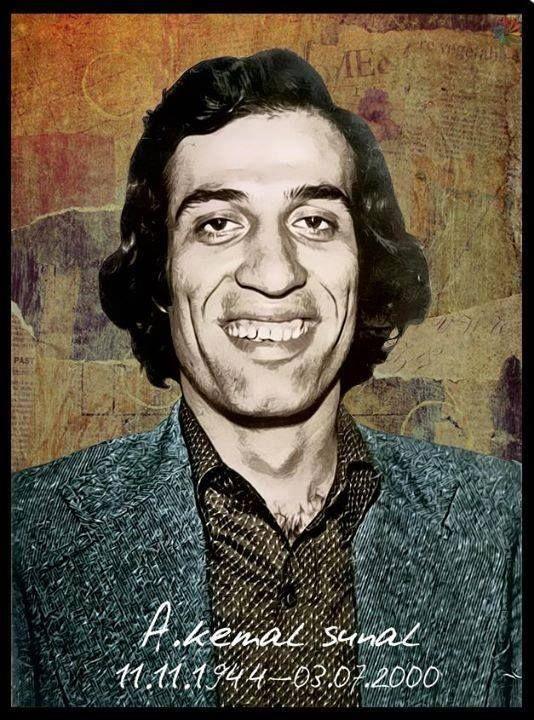 Turkish Actor kurdish origin : Ali Kemal Sunal                           1944-2000 (legendary Movies and funny to watch, miss him)