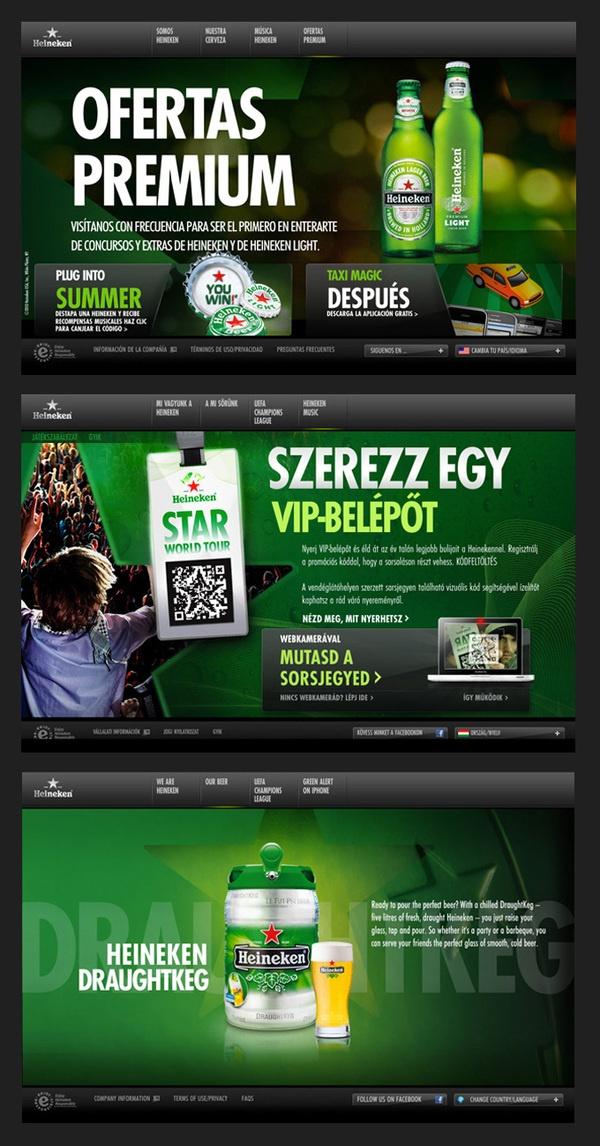 Heineken.com