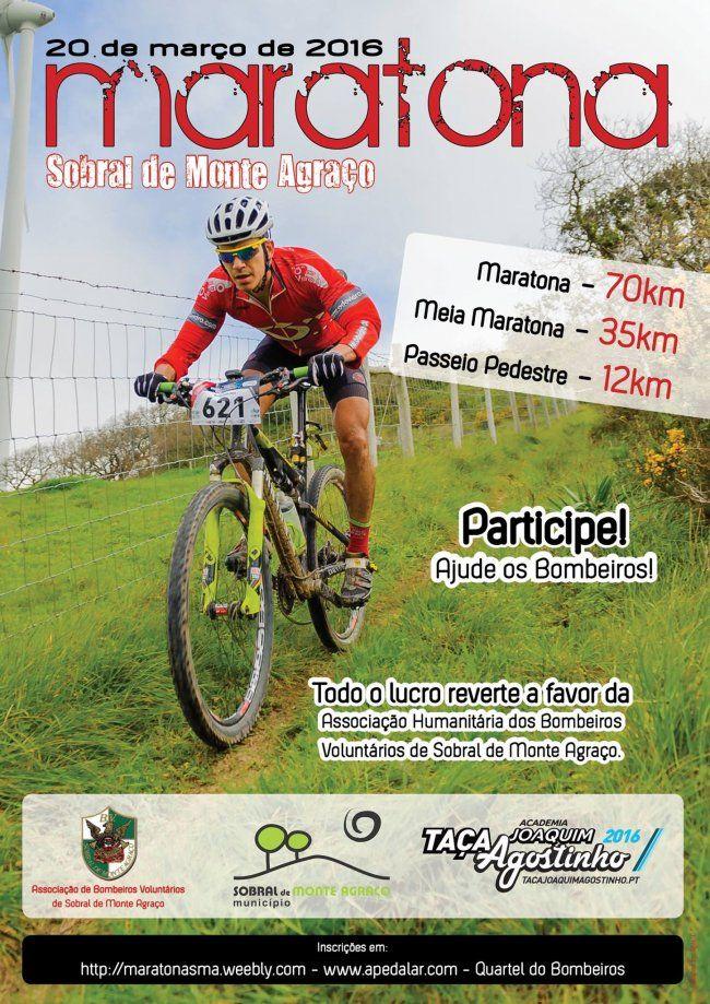 Maratona Sobral de Monte Agraço 1# Etapa - Taça Academia Joaquim Agostinho 2016