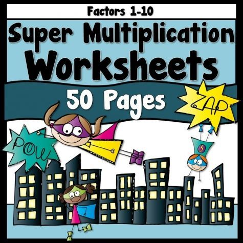 Best 82 Multiplication and Division Resources images on Pinterest ...
