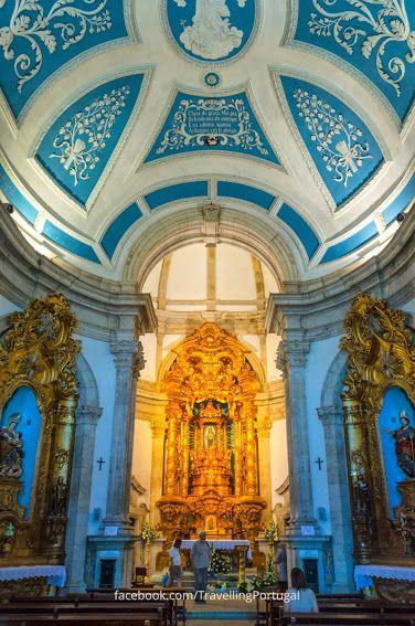 Church of Nossa Senhora dos Remedios ~ Lamego, Portugal