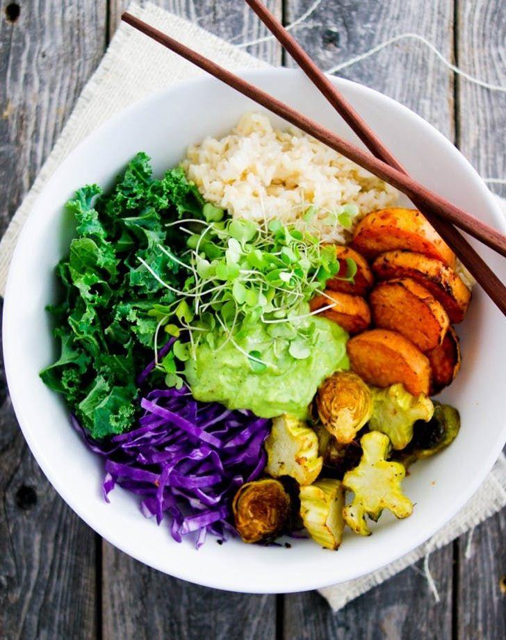 Healthy Buddha Bowl Recipes - PureWow