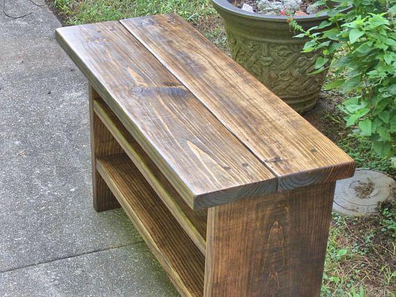 Leisure Season Solid Wood Storage Bench Wayfair In 2020 Wood Storage Bench Solid Wood Storage Outdoor Storage Bench