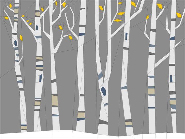 Quilt Art Designs: Monday....