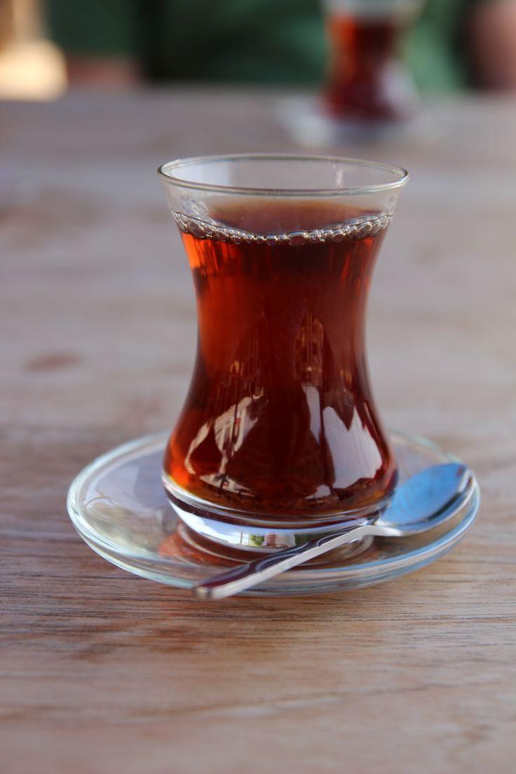 Turkish çay!