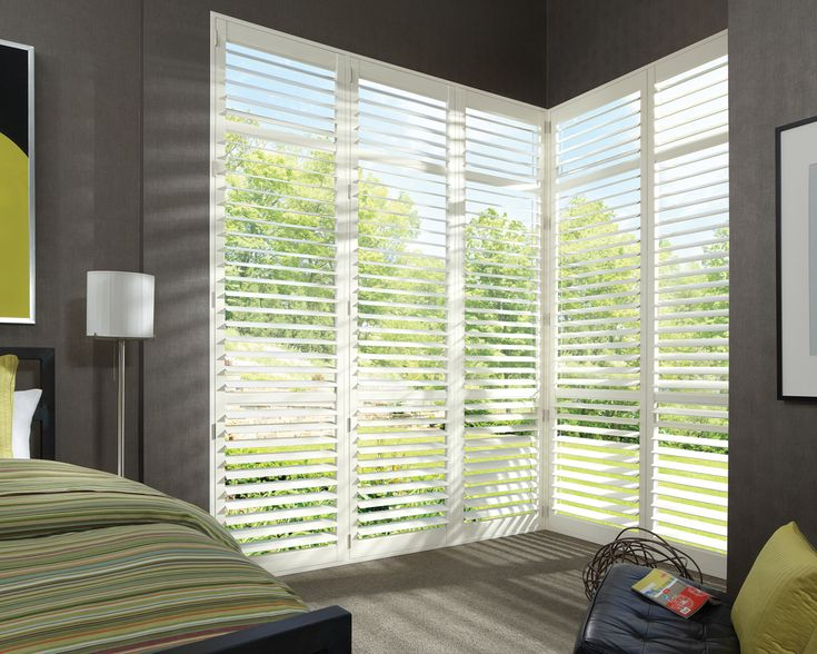 Colorado Blinds U0026 Design Offers Hunter Douglas® Shutters. We Carry  Polysatin Shutters, Engineered