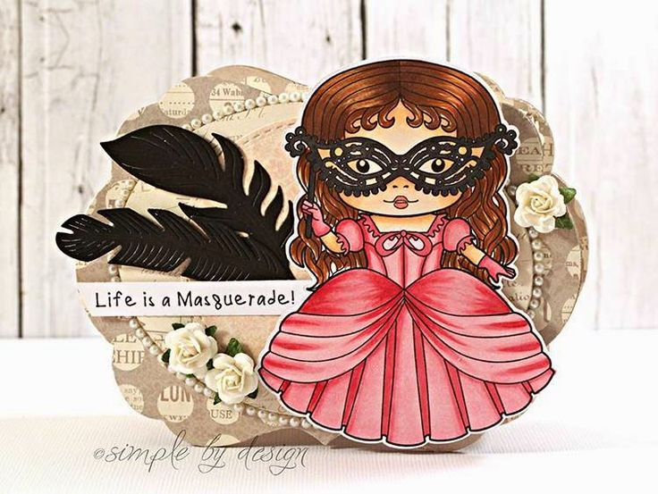 CHA 2015 New Release Showcase - Day 4! Trinket Box by Joy Taylor featuring Small Hinged Trinket Box, Masquerade Marci and Feather Dies :-) Shop for our NEW products here - http://shop.lalalandcrafts.com/NEW_c16.htm More Design Team inspiration here - http://lalalandcrafts.blogspot.ie/2015/01/cha-2015-new-release-showcase-day-4.html