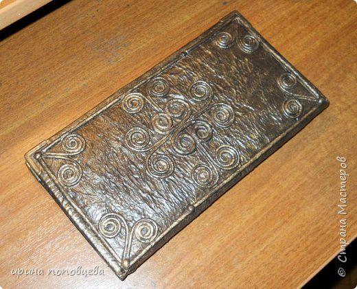 Декор предметов Аппликация из скрученных жгутиков пейп-арт аксессуары для ресторана Салфетки фото 3