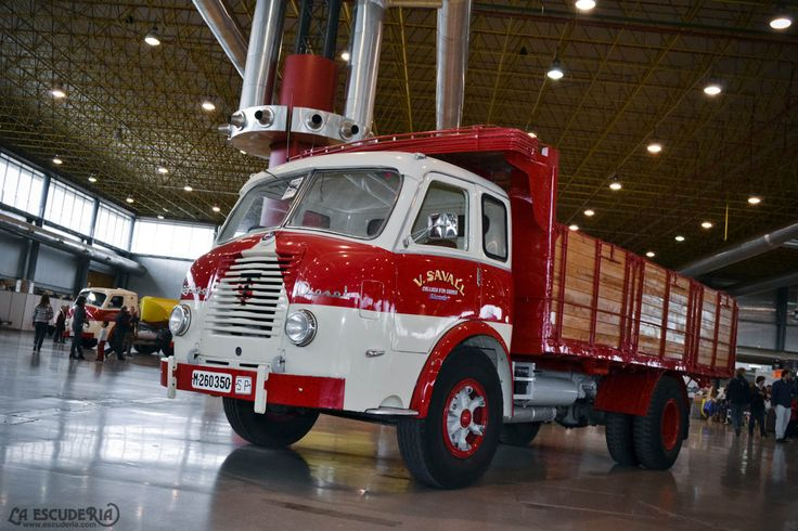 1959 Pegaso Diesel 'Mofletes'