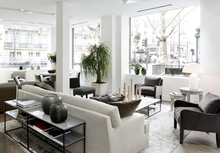 Le Design italien à Paris sur http://hommedeco.fr avec #Meridiani