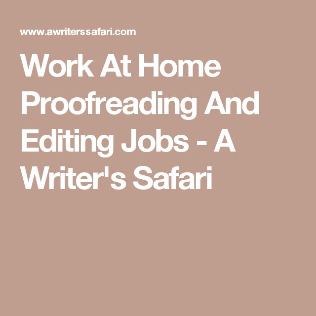 Best  Online Editing Jobs Ideas On   Work From Home