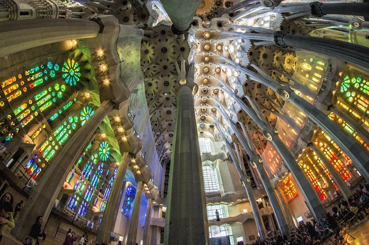"""I just posted """"One Hour One Camera and only One Sagrada Familia"""" to Exposure"""