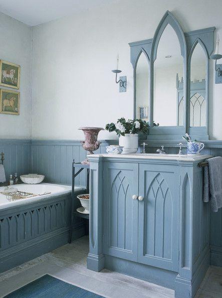 25 best ideas about dark romanticism on pinterest for Bathroom 3 way mirror