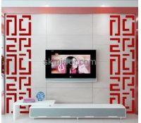 Acrylic mirror sticker, decorative mirror-page48