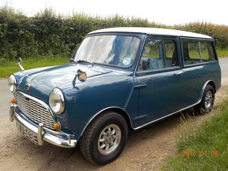 Mk1 Mini Countryman.Registered June 1967. All steel. Used daily, only 45,000 miles. MOT'ed May 2016, taxed and full service July 2016. All work carried out by professionals (mini and classic car specialists). Twin carbs, front disc brakes. 4 sets seatbelts. Immobiliser, alarm. Essex. <br />Please email minicountryman1967@gmail.com for more information.