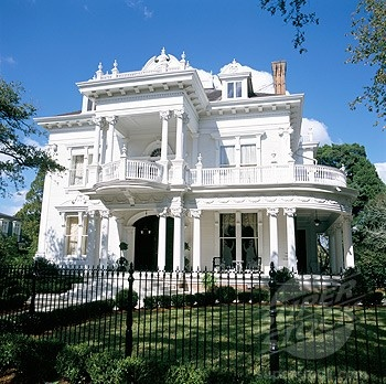 The Wedding Cake House On St Charles Ave In New Orleans Where I Am Louisiana Pinterest Wander Buckets And Castles