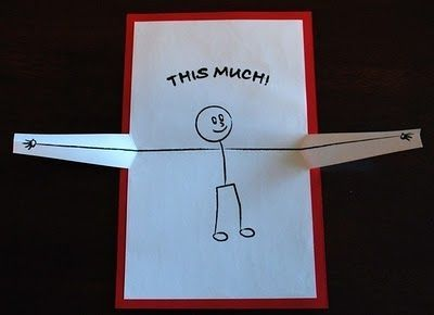3. Funny handmade card ideas for girlfriend