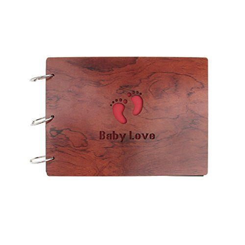 Spray Paint Gold and Add Your Own Pages! Amazon Prime $23.85 Creative DIY Delicate Hollow Wood LOVE Photo Album Annive... https://www.amazon.com/dp/B01KWRQCR0/ref=cm_sw_r_pi_dp_x_CYEiybMVMSDR2