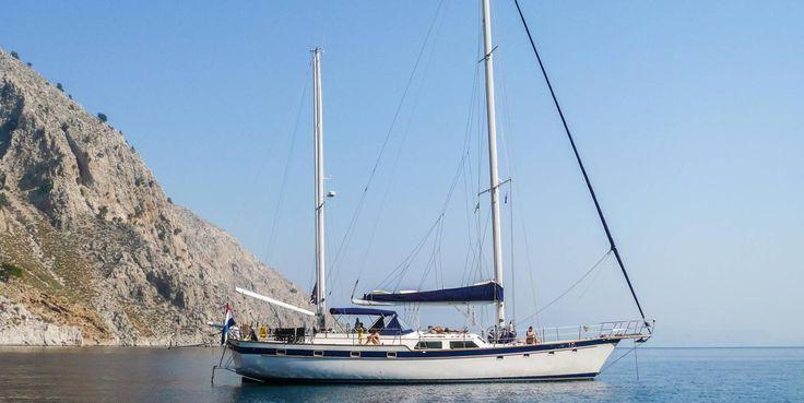 Mee zeilen met de Magisch | Sail-a-long with the Magisch | Sail in Greece Rhodes | sail-in-greece.net