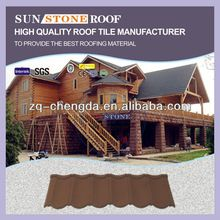 Synthetic Rubber Spanish Roof Tiles Prices