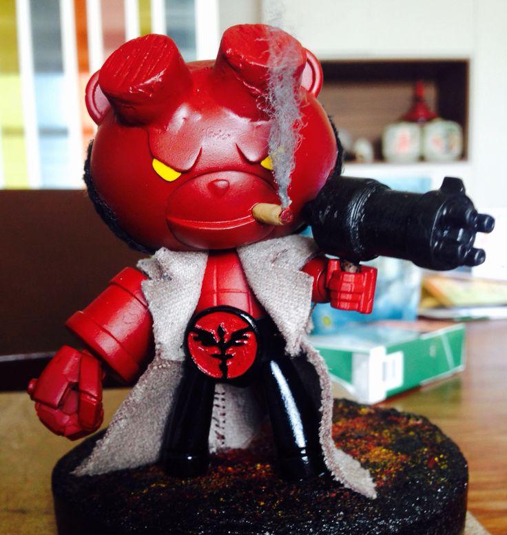 Hellbear! Custom petit guy