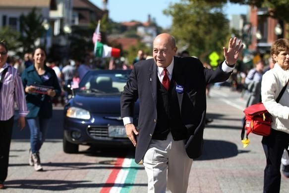 Photos: Gallery: Buddy Cianci dead at 74 - providencejournal.com - Providence, RI