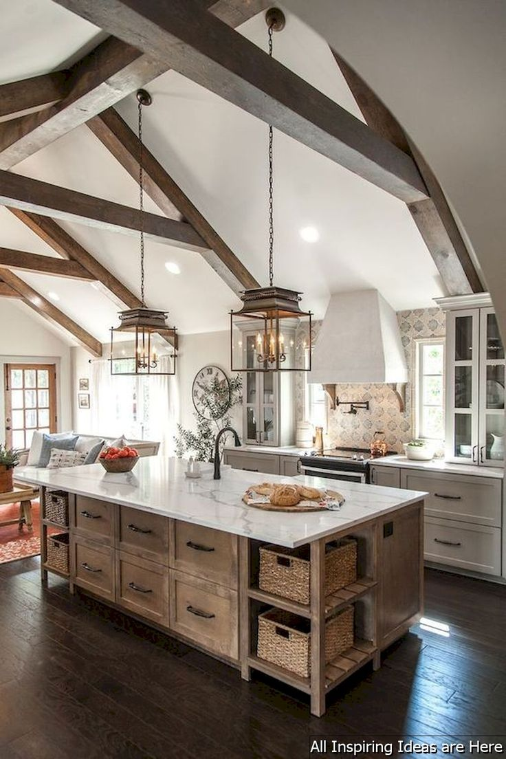 30 Inspiring Kitchen Decorating Ideas