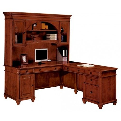 DMI Antigua Series L Shape Desk
