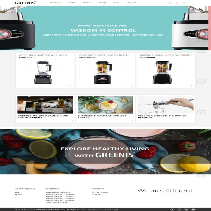 Greenis presents blenders, juicers, and steam ovens of this era. The quieter power blenders at Greenis have a longer life with the most modern technology and touchscreen functions.