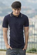 PAGAMENTO ANCHE ALLA CONSEGNA Polo Maglia T - Shirt Uomo lavoro manica corta cotone Abbigliamento Abiti