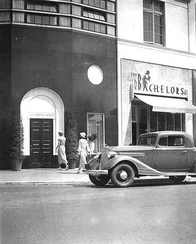 1930's-Elizabeth Arden Store