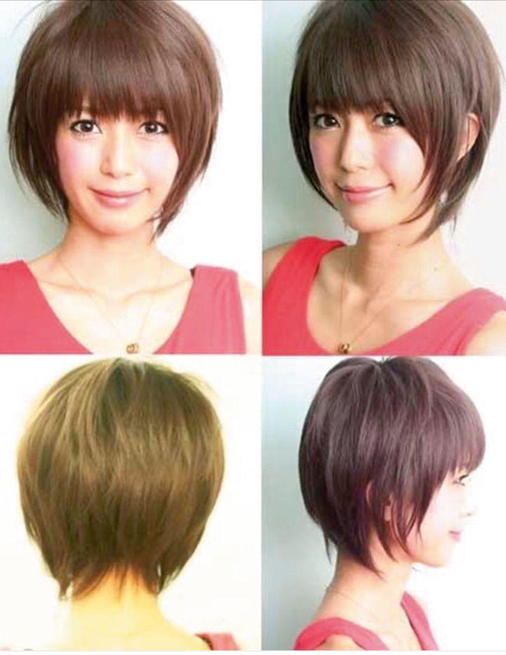 Стрижка на средние волосы фото 2016 вид спереди и сзади видео