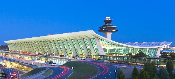 Dulles International Airport (IAD) is another popular choice. Located about 27 miles from the Center, UCDC students can either take a taxi for about sixty dollars one way, Super Shuttle for about thirty dollars one way, or the Washington Flyer Coach which will take you to Metro's West Falls Church Station where you can board the Metro and take it to the Center. Coach one way is eight dollars; metro fare is two dollars and thirty cents.