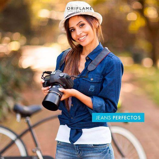 ¡El look de #jeans & jeans está arrasando! Te damos tips para encontrar esos perfectos para ti.