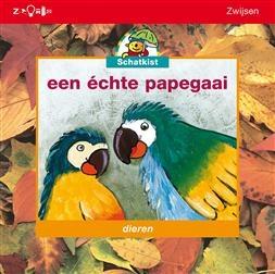 Schatkist nieuw uit pakket 2 - Prentenboek anker Dieren