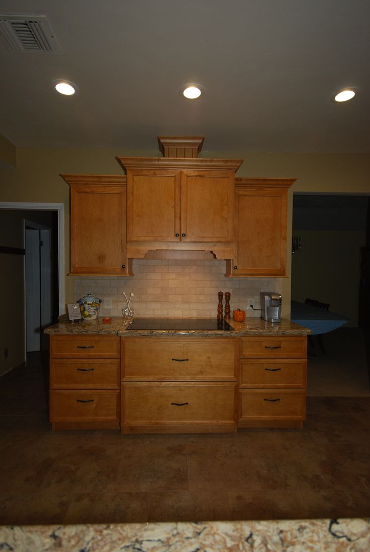 about Maple Kitchens on Pinterest  Stains, Silver pearls and Islands