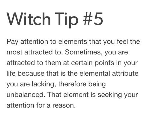 This is very interesting to me because I'm a Capricorn. I'm already an Earth sign, but the element I'm so attracted to is Earth. Maybe it's because of all the fire and air signs in my life. I don't know or hang out with enough Earth signs. Is that it?