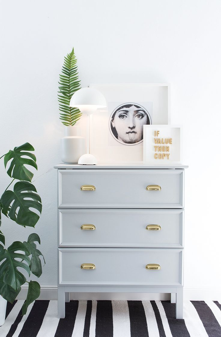 Ikea Hack: Möbel neu streichen mit ADLER VariColor