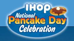 Free IHOP Short Stack Pancakes on Tuesday! :: http://www.heyitsfree.net/free-ihop-short-stack-pancakes-today/