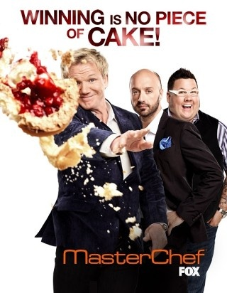 MasterChef - one of the only reality tv shows I enjoy watching with such intensity.