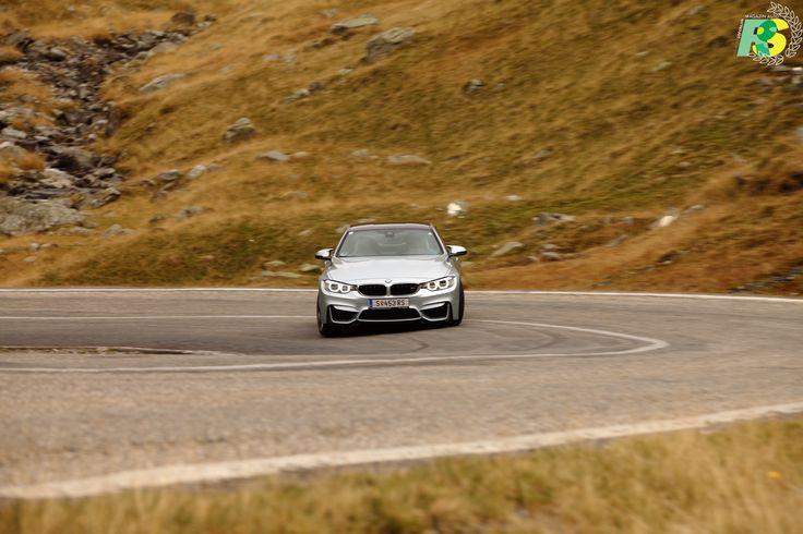 BMW M4/ Foto - Mihai Dăscălescu #bmw #bmwm4 #m4 #coupe #drift #transfagarasan