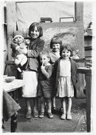 oscar marzaroli glasgow photographer, the samson children friends of Joan Eardley the painter, the children were often featured in her paintings. - Google Search