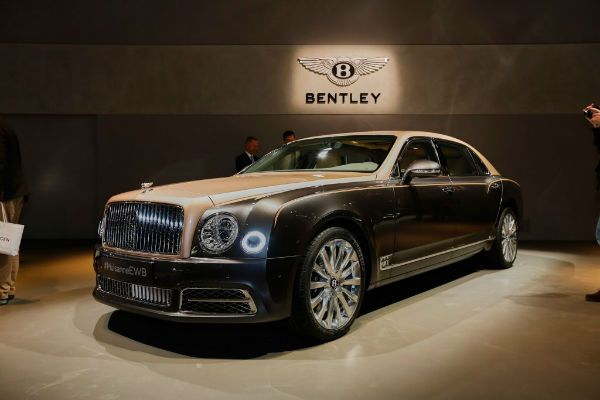 2020 Bentley Mulsanne Exterior Bentley Mulsanne Bentley Car