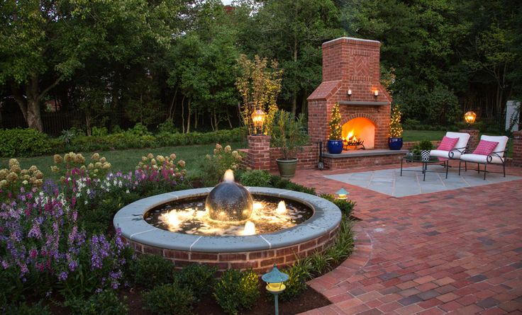 There is something so inviting about the warm glow of an outdoor fire pit or fireplace. It invites us to un-plug, visit with friends and family, and experience one of the simpler things in life.