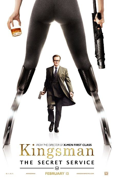 Kingsman: The Secret Service - New Posters - Fox has fired over some new one-sheets for Kingsman: The Secret Service, gang! Click those thumbnails below to have a closer look! Based upon the acclaimed comic book by Mark Millar (Kick-Ass) and Dave Gibbons (Watchmen) and directed by Matthew Vaughn (Kick Ass, X-Men First Class),Kingsman: The ...
