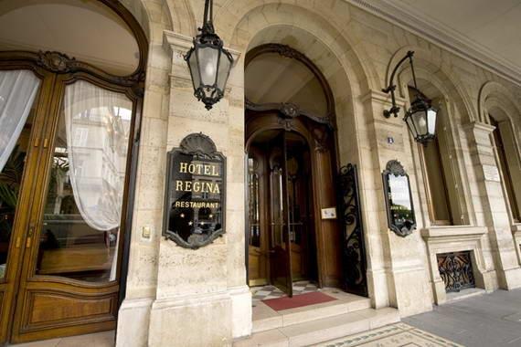 1000 images about france paris 1st arrondissement for Hotel regina opera paris